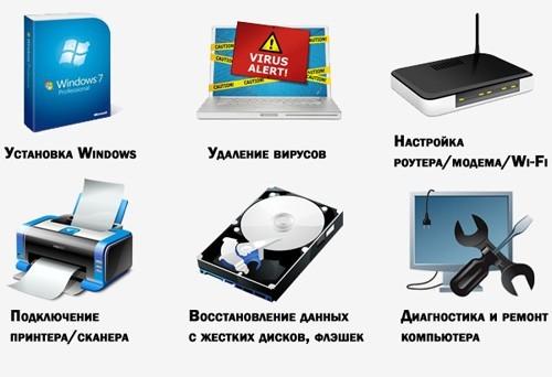 компьютерные услуги Самара