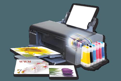 Настройка принтеров и факсов в Самаре